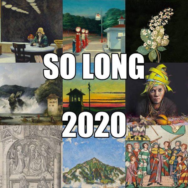 So long 2020
