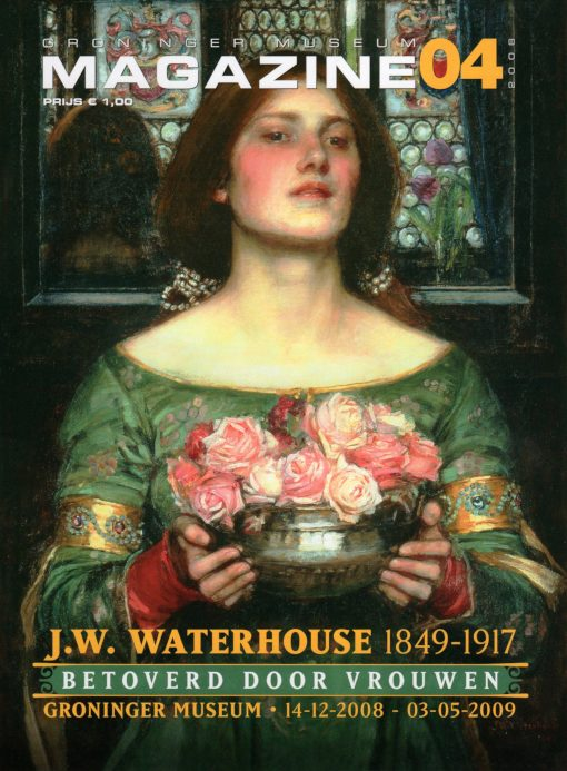 Groninger Museummagazine (cover, small)